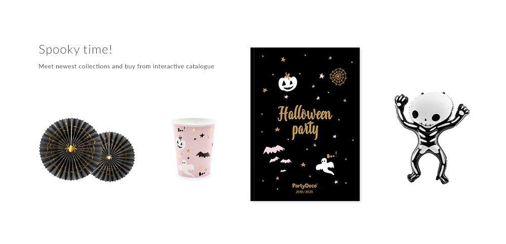 Halloween Catalogue 2019